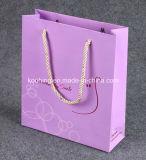 Sacs de traitement de cadeau de promotion, sac de papier de cadeau, Chine Manufaturer