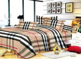 Poly/ linge de lit blanc ordinaire Set/Collections de l'hôtel Le linge de lit