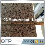 Mattonelle di pavimento di marmo Polished blu della pietra del granito per la pavimentazione/parete