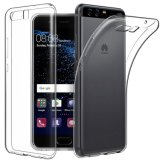 2017 Crystal Clear TPU Mobile Case para Huawei P10