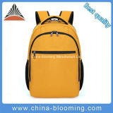600d polyester Yellow 15inch laptop computer baking luggage for tea rodent