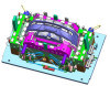 Авто принадлежности пресс-формы для автомобилей Toyota в
