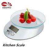 Digitaces que pesan la escala electrónica Pocket de la cocina