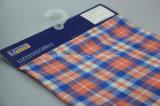 Piega Fabric-Lz8320 del cotone della saia tinta filato