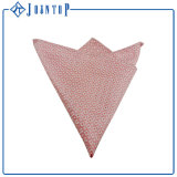 Helles Farben-Polyester 100% gesponnenes Taschentuch für Mann