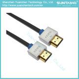 Metaal Shell van de Kleur van de Kabel van de hoge snelheid HDMI het Dubbele voor TV/Computer/HDTV