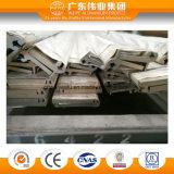 L'aluminium de anodisation de ruban a expulsé profil