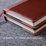 Caderno de Notebook com Notebook 2017 Leather Notebook