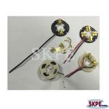 Soem-Montage-Teile für Pinsel-Halter, durch angepasst