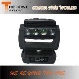400W 16X25W LED 광속 이동하는 헤드 DJ는 단계 빛을 방해한다