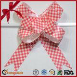 Brillo PP mariposa tira de arco para la decoración de la boda