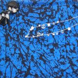زرقاء [أزو] حرّة نسيج رقيق شاه لأنّ نساء [فشيون كّسّوري]