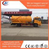 판매를 위한 8000L 진공 하수 오물 흡입 유조 트럭