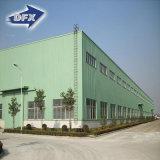 La Cina ha prefabbricato i vestiti/il magazzino/fabbrica d'acciaio dell'indumento