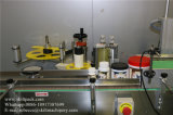 Auto grande máquina de etiquetas plástica redonda da etiqueta do frasco de vidro