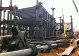 Estructura de acero de la construcción de viviendas con alta calidad