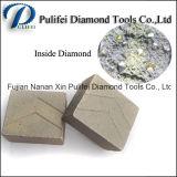 Этап диаманта зубов вырезывания карьера гранита механического инструмента 3000mm минирование