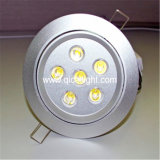 diodo emissor de luz Downlight do poder superior 5X1w