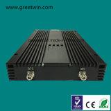20dBm Repetidor de la señal del repetidor del aumentador de presión del negro de cuatro bandas (GW-20LGDW)