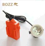 Mine de charbon 1W USA Lampe LED Lampe de mineur (KL4LM (B))