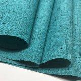300d Bambu-Tipo tela revestida do plutônio Oxford do jacquard do Cation para bagagens e sacos