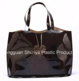 Sac fourre-tout en PVC pour promotion Sac à main en PVC sac de plage