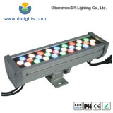 Arandela de la pared de RGB/Ww 28With56W 24V IP66 LED