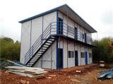 Manufatura soldada da construção de aço para a oficina/armazém