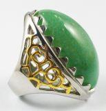 De Militaire Ringen van de Vrouwen van het Roestvrij staal van de manier voor Verkoop