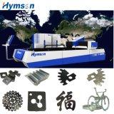 Machine de découpage simple de laser de fibre de Tableau