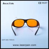Excimer/ultraviolette/grüne Laserschutzbrille-Lasersicherheits-Schutzbrillen /200-540nm O.D5+ mit Frame36