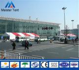 Tente rouge d'usager d'exposition de toile de bâti en aluminium pour des événements