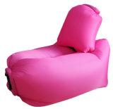 Het luie Nylon Vouwbare Opblaasbare Bed van de Bank van de Slaap van de Lucht voor het Kamperen (M064)