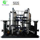 Apparatuur van de Eenheid van het Aardgas van de Dehydratie van de adsorptie de Ontwaterende
