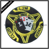 Embroidery Patch Custom Woman Emblem for Clothing (BYH-998)