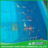 Les revêtements étanches utilisé pour piscines, des pools de poisson