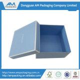 かつらのための装飾的な正方形のギフト用の箱はHumenの毛の拡張包装を囲む