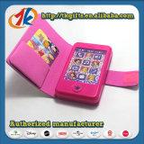 Stuk speelgoed van de Telefoon van de Fabrikant van China het Leuke Mini Plastic met de Dekking van de Telefoon