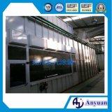Qualitäts-automatische Puder-Beschichtung-Zeile für Metallprodukte