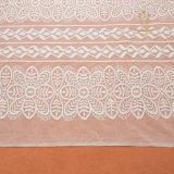 Tela do laço de matéria têxtil da tela do laço do bordado da alta qualidade de 2017 formas