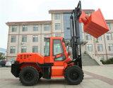 Xdyc35b chariot élévateur à roues motrices de 3.5 tonnes