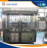 Máquina de embotellado del aceite de oliva