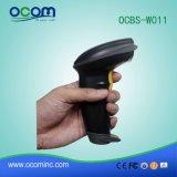 De handbediende Scanner ocbs-W011B van de Streepjescode Bluetooth van de Supermarkt Draadloze