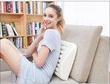 Venta caliente látex lumbar almohadilla del amortiguador de la almohadilla trasera de la ayuda