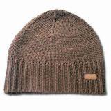 Шлема Beanie жаккарда зимы шлем Beanie Knit POM POM акрилового изготовленный на заказ