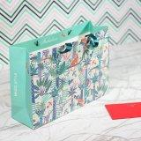 Tuch-Beutel, kundenspezifischer Papierbeutel, Tuch-Einkaufstasche, kaufenpapiertüten