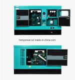Генератор дизеля качества Weifang молчком белый звукоизоляционный 40kw Highe