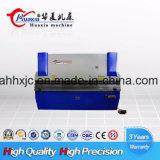 Wf67y-100t3200mm Travão de pressão hidráulica para dobrar aço carbono