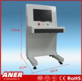 ISO Cetificates Ce equipaje el acceso al edificio de la máquina de cribado de comprobación de seguridad equipaje escáner de rayos X, 650x500mm Túnel de tamaño mediano