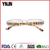 Соединиенные стекла чтения рамки объективов ясно пластичные (YJ-240)